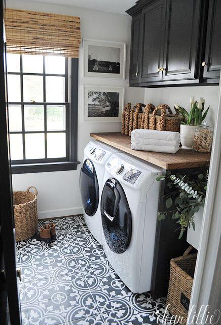 Dear Lillie Laundry Room