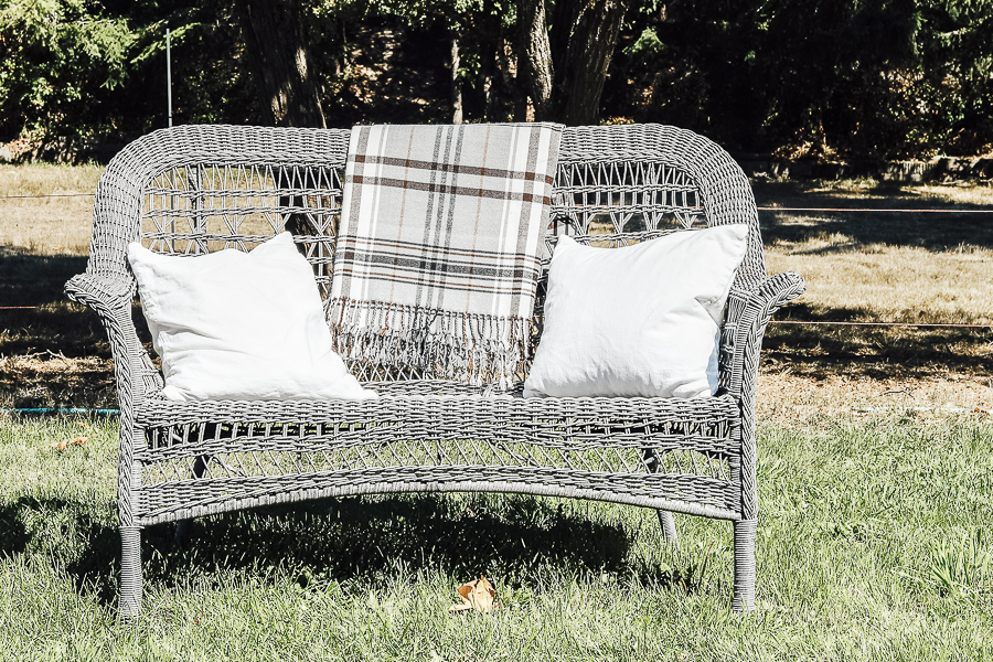 Outdoor Patio Refresh by sheholdsdearly.com
