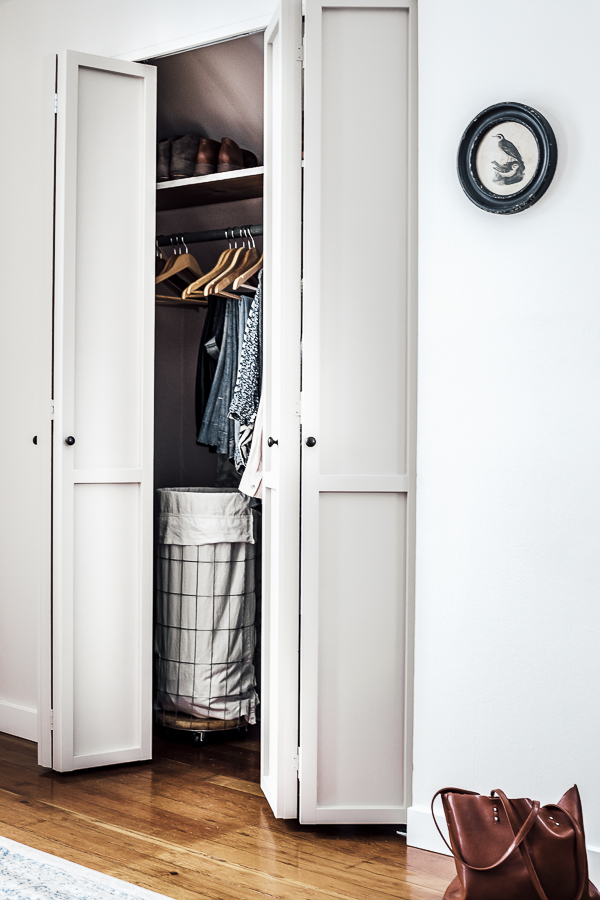 Custom Closet Door by sheholdsdearly.com