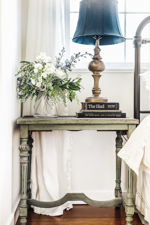 Farmhouse Style Bedroom Nightstand by sheholdsdearly.com