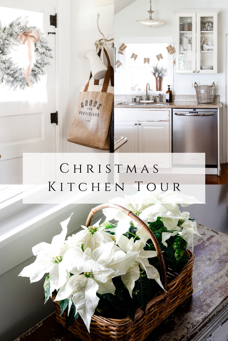 Christmas Kitchen Tour by sheholdsdearly.com