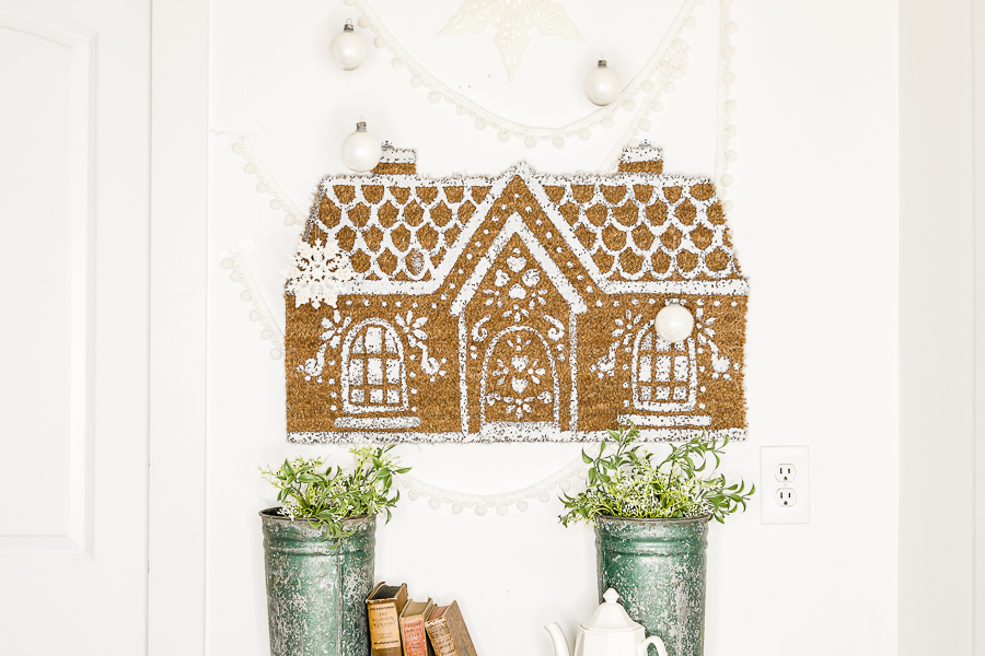 DIY Anthropologie Knock Off Holiday Decor by sheholdsdearly.com