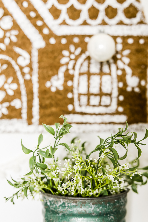 How to Ikea Door Mat Christmas by sheholdsdearly.com