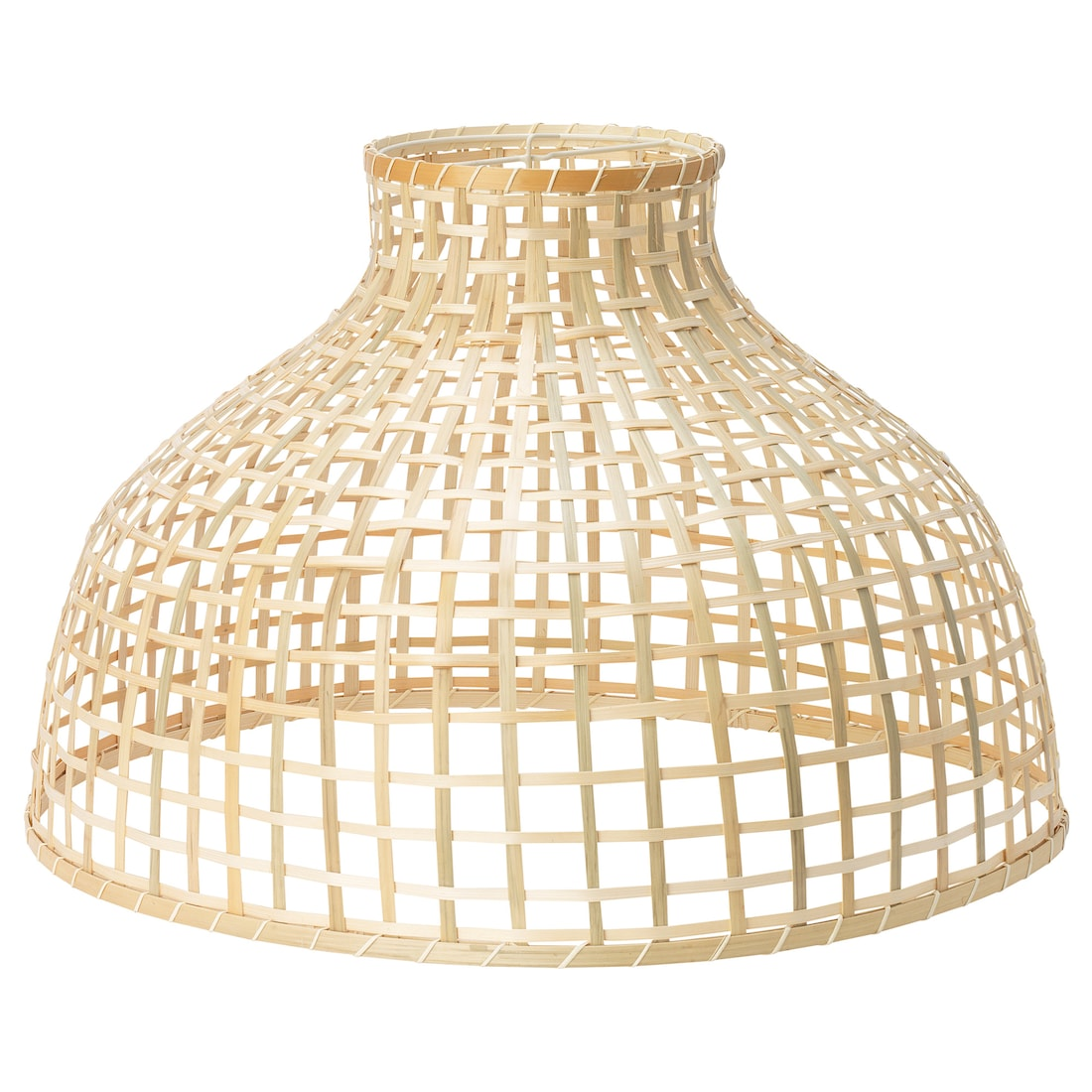 Gottorp Pendant Lamp Shade Bamboo from IKEA - sheholdsdearly.com