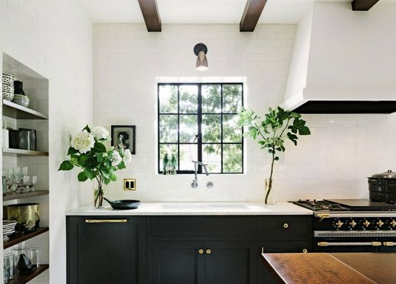 How to Decorate with Black