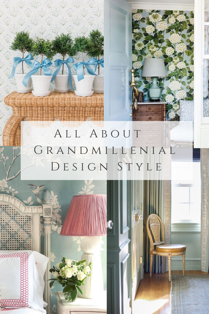 All About Grandmillenial Design Style